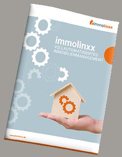 Cover Broschüre - immolinxx